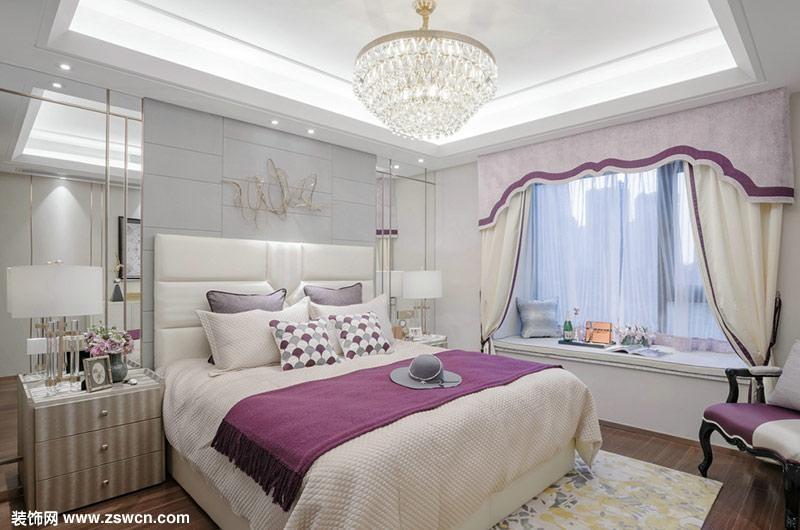 【卧室装修效果图】室内装修 粉色的公主房,但却不会显得幼稚,这种