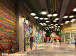 佛山铜锣湾购物中心设计效果图独特设计欣赏