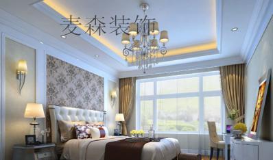 90m平卧室装饰装修设计风格