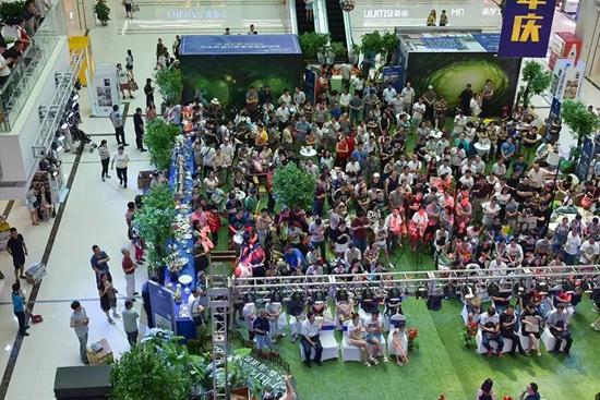 卡森·海派名家天津设计体验中心盛装启幕