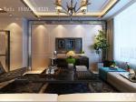 中南世纪城112平现代奢华,三居室精装修!
