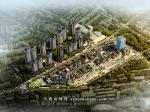 城市综合体设计效果图|天霸设计为您展示意境如何呈现