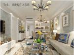 绿城诚园92平二居室,欧式装修设计!