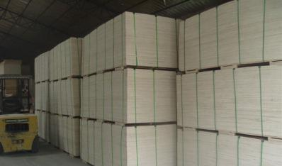 包装箱板  多层板 三合板3mm 一次成型三合