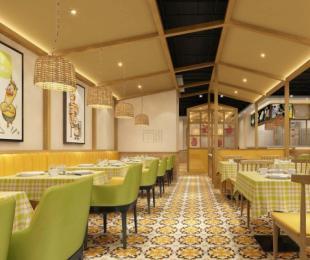 雨川设计让你的餐厅看起来更吸引人