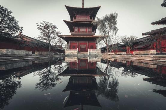 中国仿古建筑——仿古界的百科全书