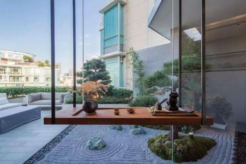 法尼尼 禅意空间丨极简艺术与自我修行
