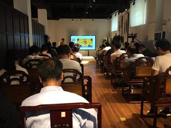 """""""传承经典 设计在线""""龙顺成中式设计师之家系列活动在京举行"""
